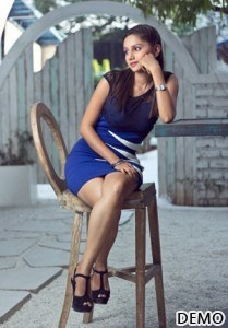 8_Female Model